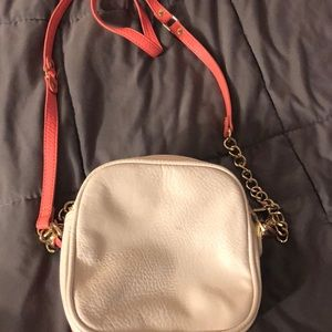 Two color crossbody
